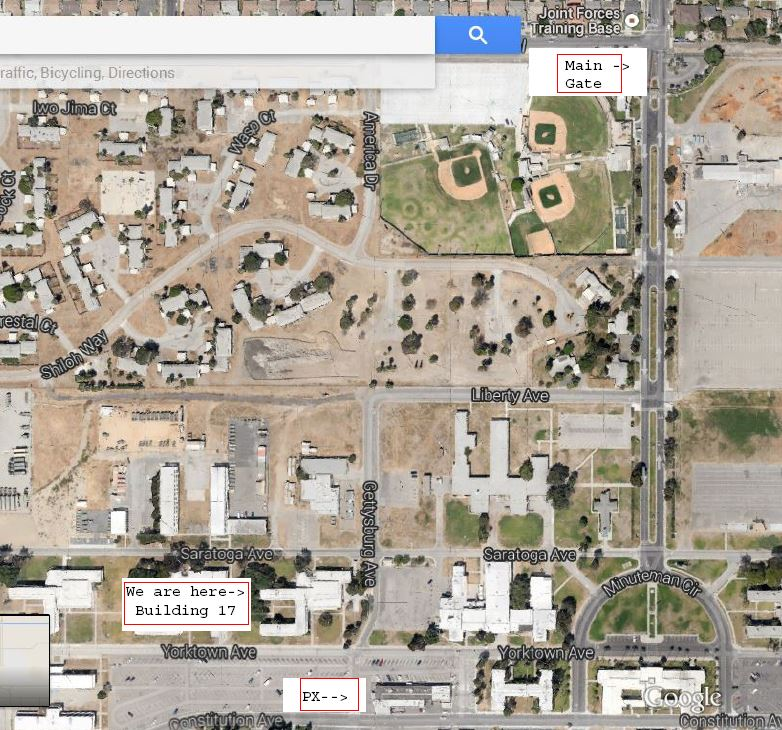 Los Alamitos California Map.Contact Information 78th Lod Legal Assistance Page